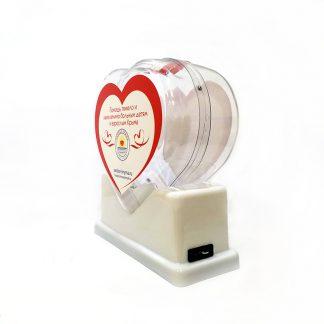 Ящик для пожертвований настольный «НСТ-01»