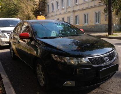 Шашка такси «ГАЗ-24»