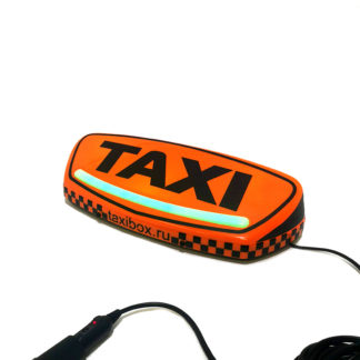 Шашка такси «Таксопарк night»