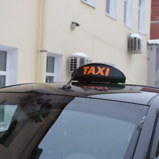 Шашка такси «Лондон-AV»