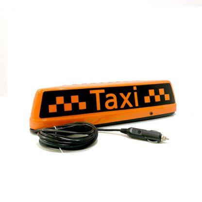 Шашка такси «Таксопарк 24»