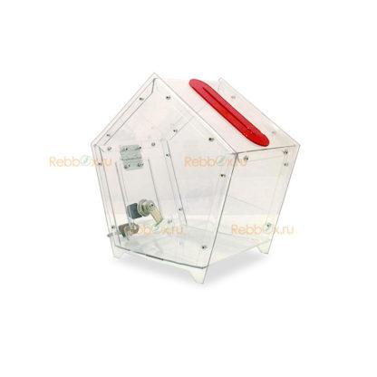 Ящик для пожертвований настольный «НСТ-18»