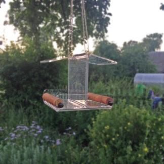 Кормушка для птиц «Навес»