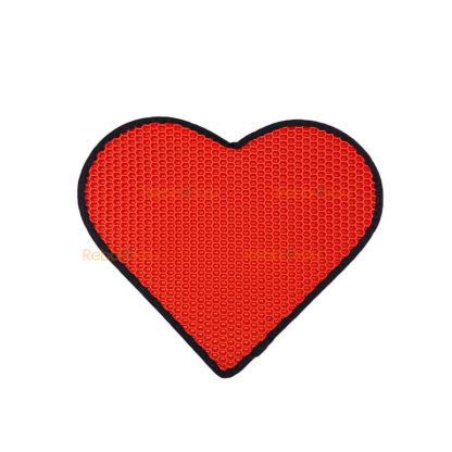 Коврик для животных «Сердце»