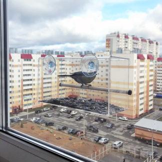 Кормушка для птиц на окно «КО-3»