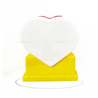 Ящик для пожертвований настольный «НСТ-01 непрозрачный»