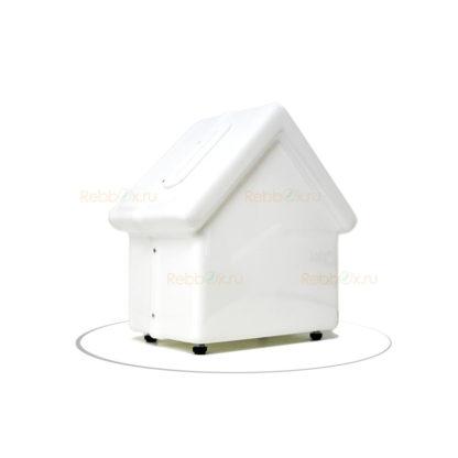 Ящик для пожертвований настольный «НСТ-05 белый»