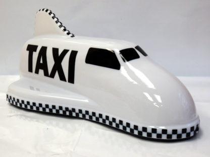 Шашка такси «Самолет»