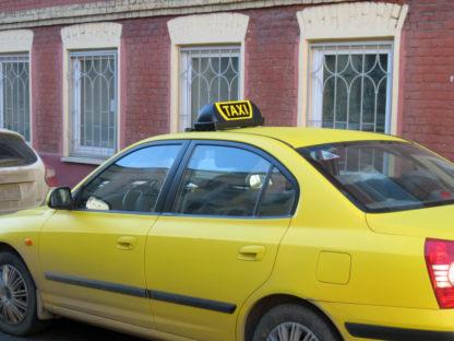 Шашка такси «Командор-AV»