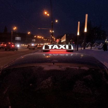 Шашка такси «Форвард NEON»