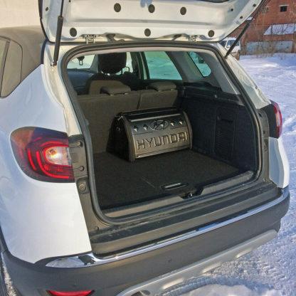 3D Сумка органайзер в багажник автомобиля «HYUNDAI»