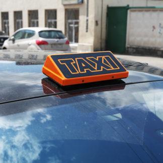 Шашка такси «Континенталь»